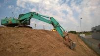 Žemės kasimo darbai Vilniuje