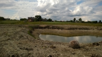 Tvenkinių kasimas Vilniuje