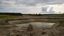 Tvenkinių kasimas visoje Lietuvoje