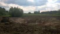 Prūdų kasimas visoje Lietuvoje